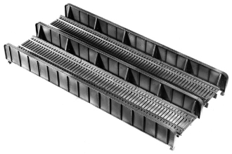 72ft. Plate Girder Bridge Kit (double track)