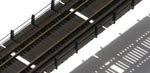 N Scale 150 ft. Walkway Kit